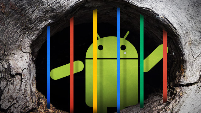 Android forks: Why Google can rest easy, for now