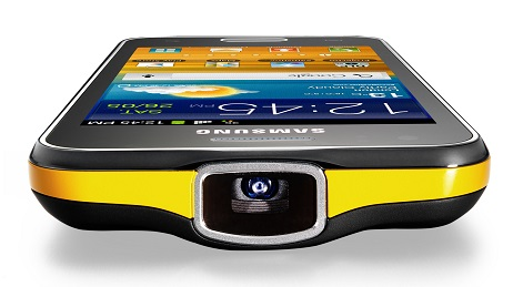 ZTE Sprint LivePro -- a projector, Android tablet, and