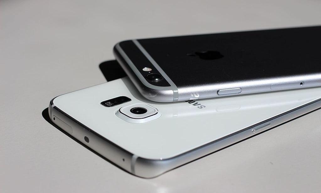 samsung galaxy a3 2019 vs iphone 6s